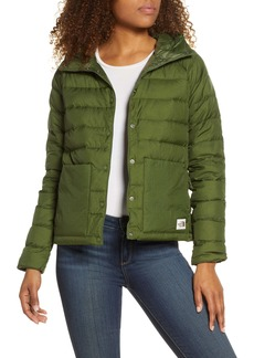 The North Face Leefline Packable 600 Down Fill Jacket