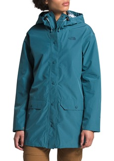 The North Face Liberty Woodmount Water Repellent Recycled Raincoat