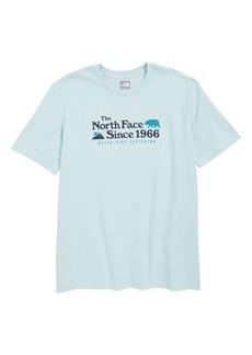 The North Face Logo T-Shirt (Big Boys)