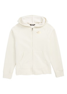 The North Face Logowear Full Zip Hoodie (Big Girls)