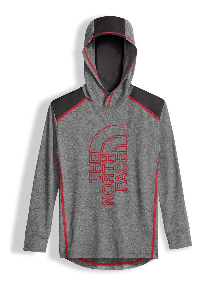 53fd4c476f The North Face The North Face Long-Sleeve Reactor Hoodie