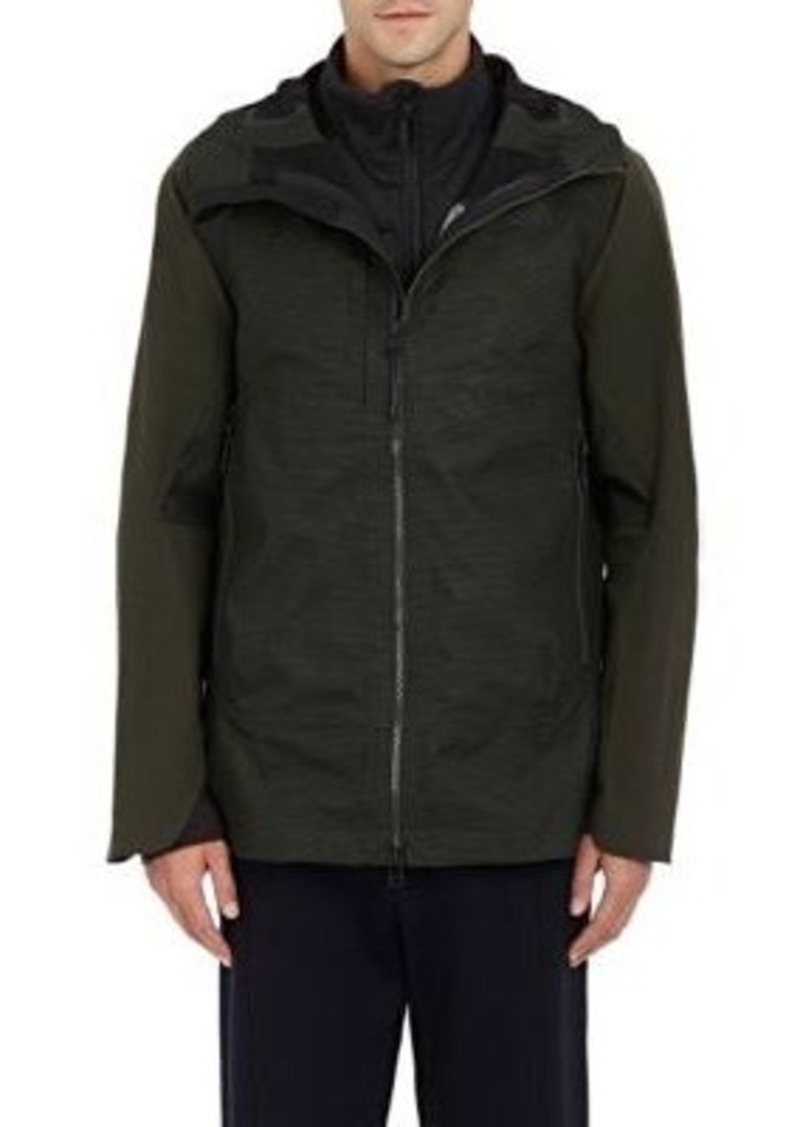 The North Face Men's 3-In-1 Triclimate Tech-Fabric & Ripstop Jacket