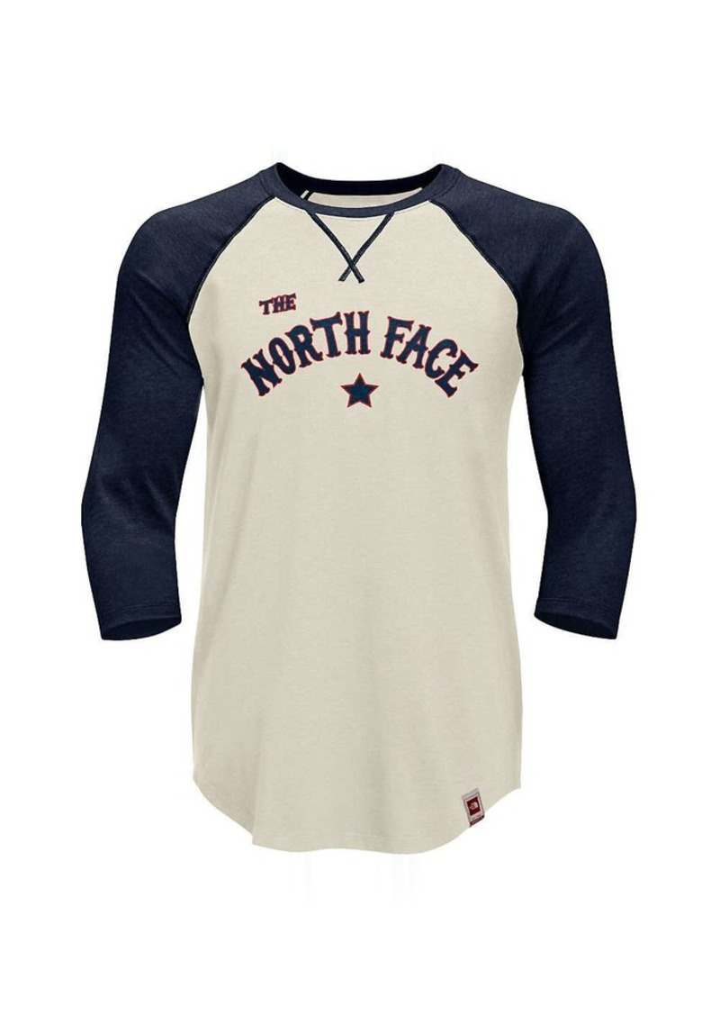 a16af671258 The North Face The North Face Men's Americana Baseball 3/4 Tee | T ...