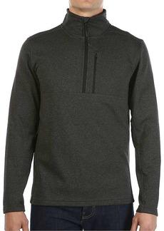 The North Face Men's Bi-Stretch Twill 1/4 Zip Jacket