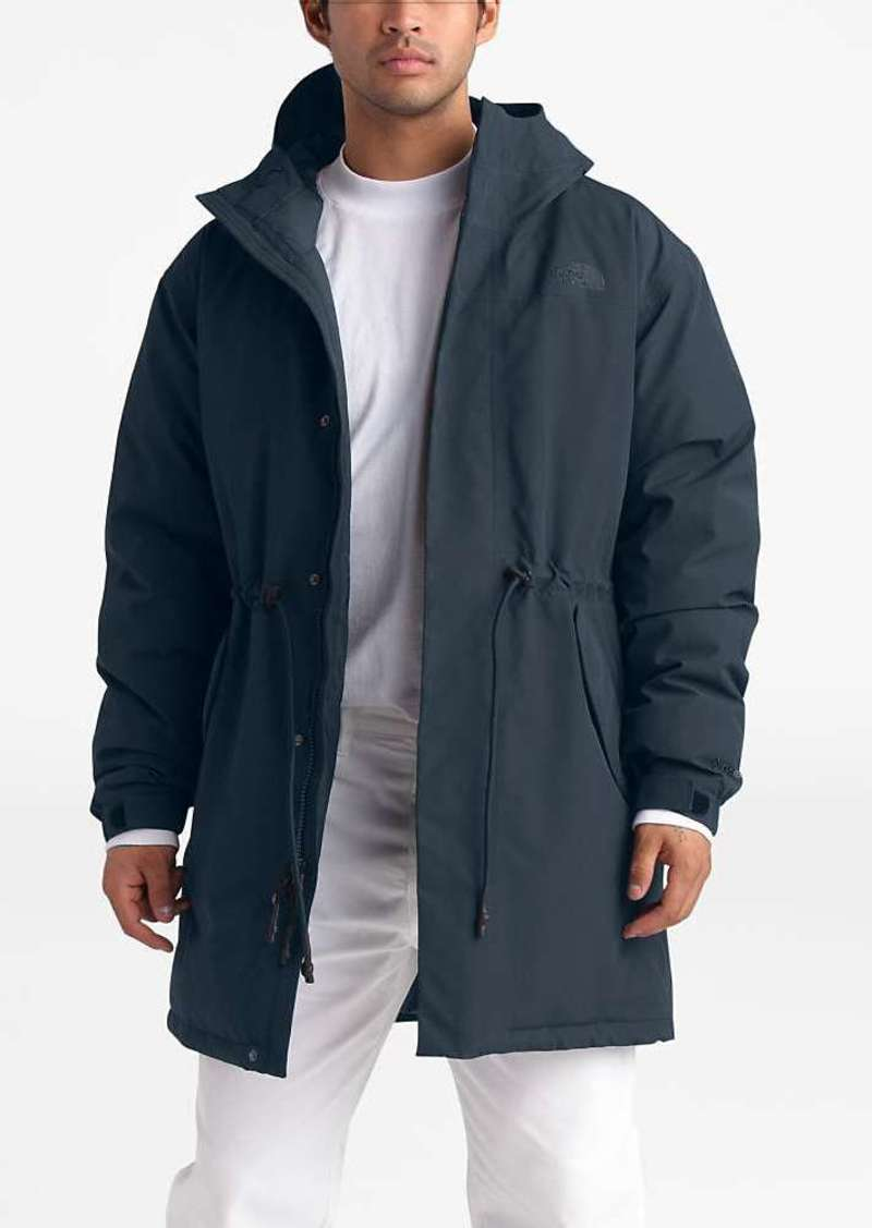 The North Face Men's Premium City Waterproof Down Parka