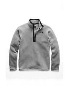 The North Face Men's Pyrite Fleece 1/4 Zip Top