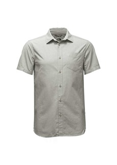 The North Face Men's Shadow Gingham SS Shirt