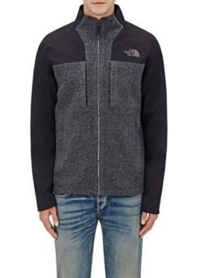The North Face Men's Tech-Fabric & Fleece Zip-Front Jacket