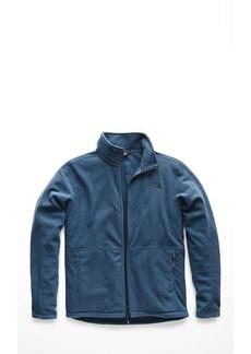 The North Face Men's Texture Cap Rock Full Zip Top