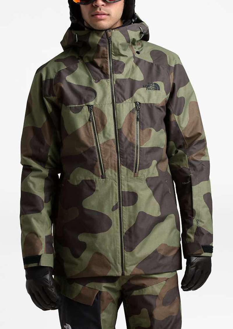 The North Face Men's ThermoBall Eco Snow Triclimate Jacket