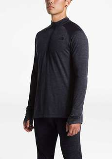 The North Face Men's Wool Baselayer L/S Zip Neck Top