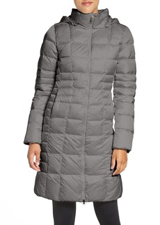 The North Face Metropolis II Hooded Water Resistant Down Parka