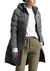 The North Face Metropolis III Hooded Water Resistant Down Parka