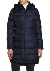 The North Face Metropolis II Water Repellent 550 Fill Power Down Hooded Parka