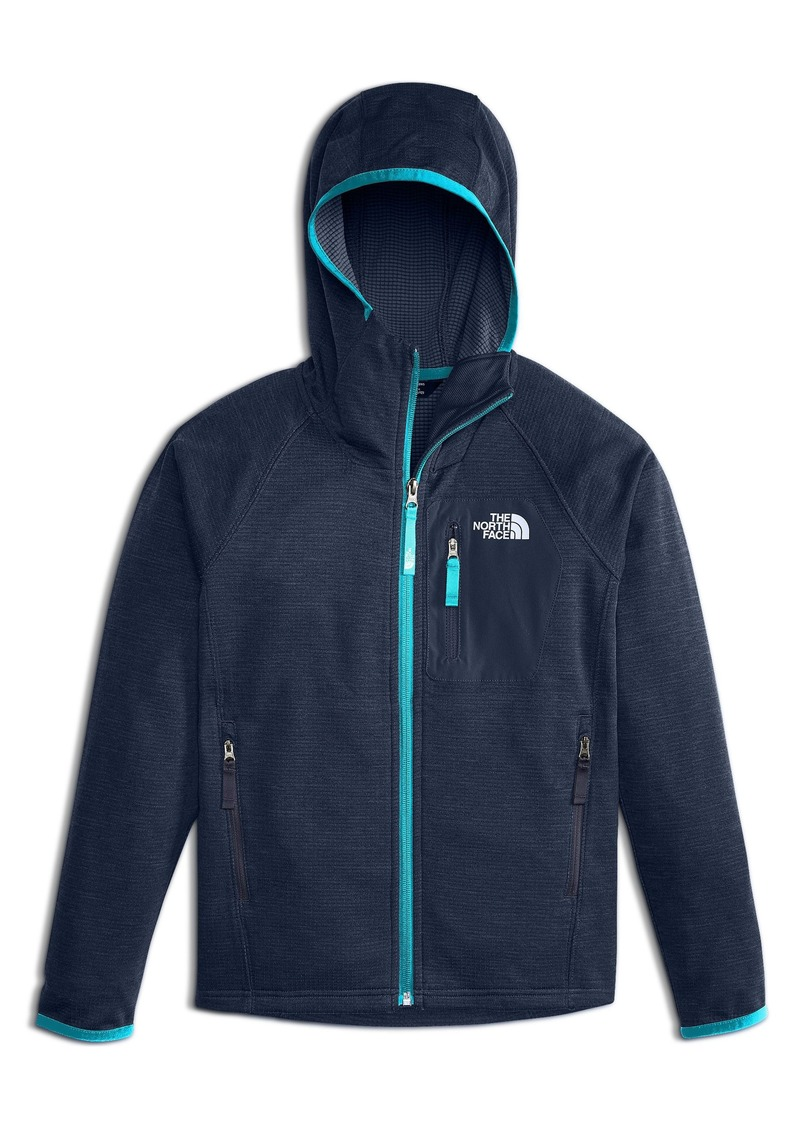 3180d5081e48 ... coupon for the north face mid cloud fleece hoodie big boys 886a6 22a3c