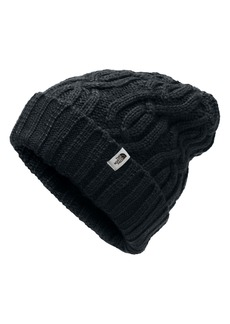 The North Face Minna Cable Knit Beanie