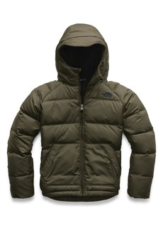 The North Face Moondoggy 2.0 Water Repellent Down Jacket (Big Boys)
