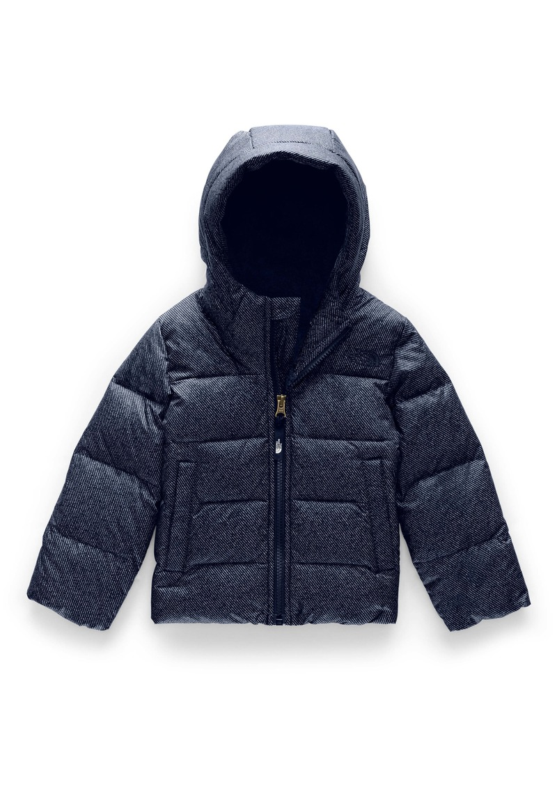 The North Face Moondoggy Water Repellent Down Jacket (Toddler Girls & Little Girls)