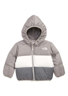The North Face Moondoggy Water Repellent Reversible Down Jacket (Baby)