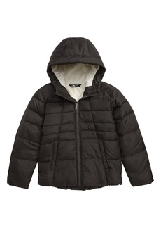 The North Face Moondoggy Water Repellent Reversible Down Jacket (Big Girls)