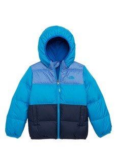 The North Face 'Moondoggy' Water Repellent Reversible Down Jacket (Toddler Boys & Little Boys)