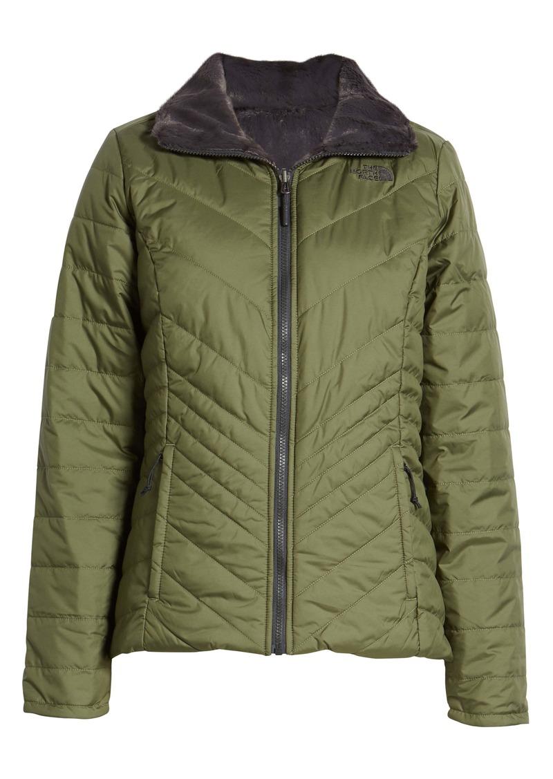 The North Face Mossbud Reversible Heatseeker™ Wind Resistant Jacket