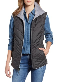 The North Face Mossbud Reversible Insulated Vest