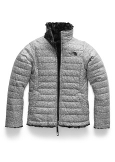 The North Face Mossbud Reversible Water Repellent Jacket (Big Girls)
