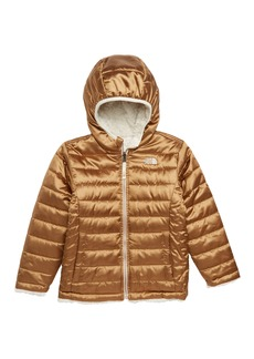 The North Face Mossbud Reversible Water Repellent Jacket (Toddler Girls & Little Girls)