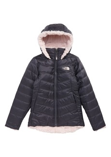 The North Face Mossbud Swirl Hooded Parka (Big GIrls)