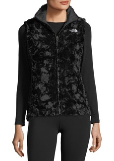 The North Face Mossbud Swirl Reversible Performance Vest