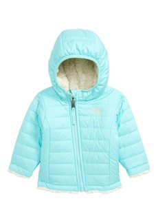 The North Face Mossbud Swirl Reversible Water Repellent Heatseeker™ Jacket (Baby)
