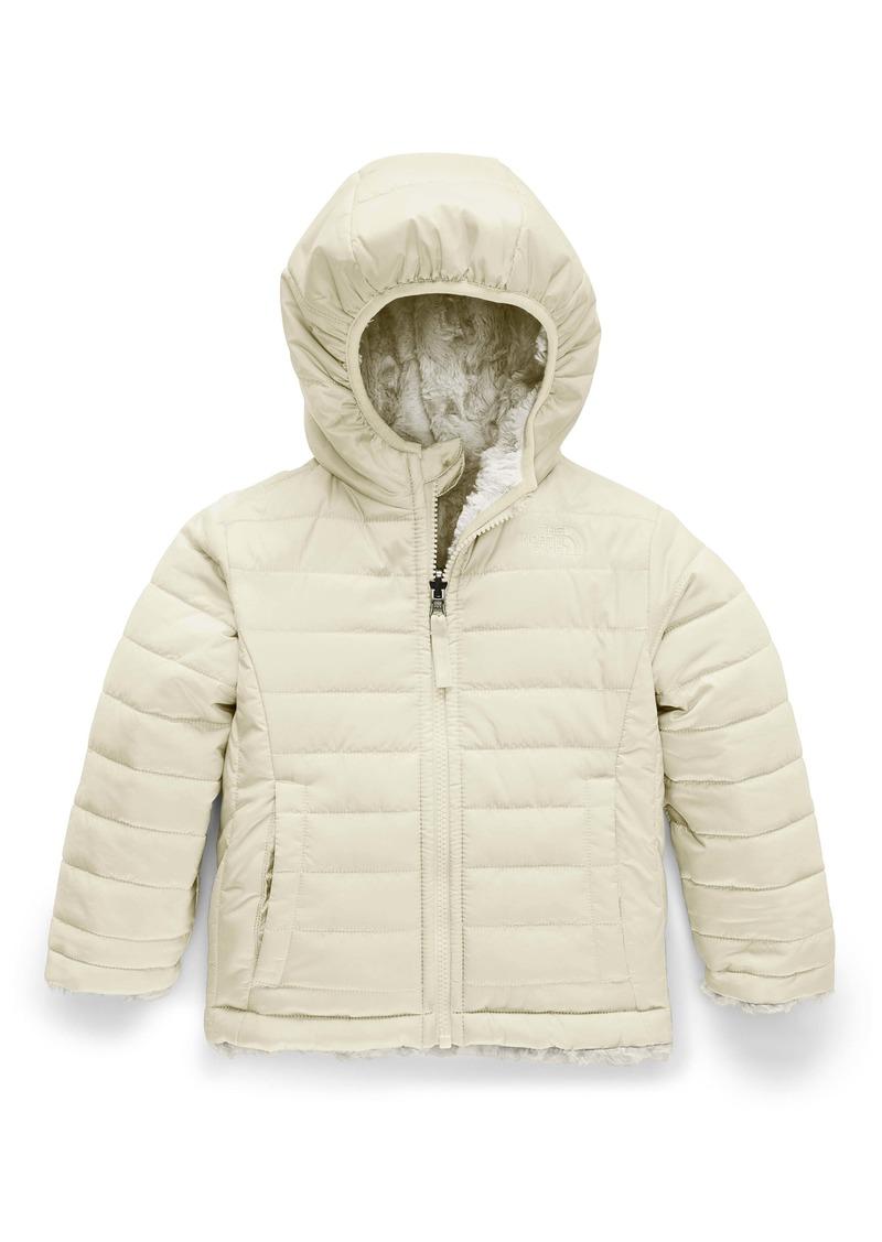 The North Face Mossbud Swirl Reversible Water Repellent Heatseeker™ Jacket (Toddler Girls & Little Girls)