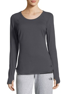 The North Face Motivation Long-Sleeve Performance Top