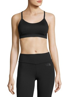 The North Face Motivation Strappy Mid-Impact  Sports Bra