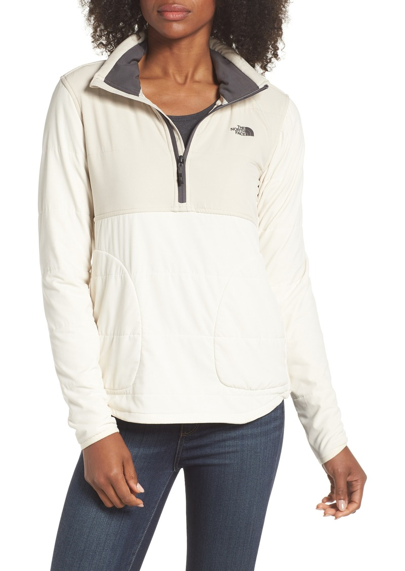 The North Face The North Face Mountain Sweatshirt Quarter Zip ... 2330848aa