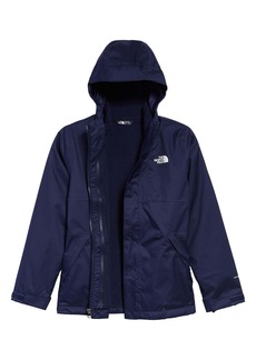 The North Face Kids' Mt. View TriClimate® Waterproof Hooded Jacket (Big Girl)