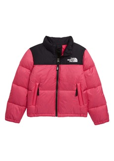 The North Face Nuptse 1996 700 Fill Power Down Jacket (Toddler Girl & Little Girl)
