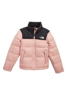 The North Face Nuptse 700 Fill Power Down Puffer Jacket (Big Girls)