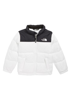 The North Face Nuptse 700 Fill Power Down Puffer Jacket (Toddler Girls & Little Girls)