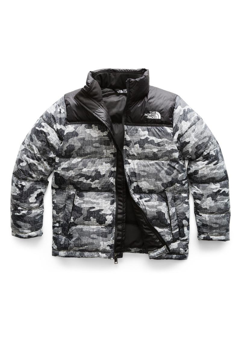 The North Face Nuptse Down Jacket (Big Boys)