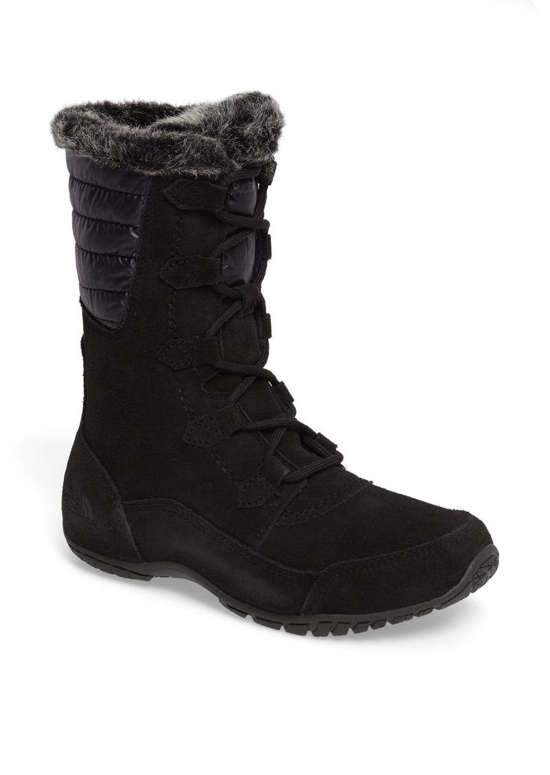 The North Face Nuptse Purna II Waterproof PrimaLoft® Silver Eco Insulated  Winter Boot (Women 40c0b18a2