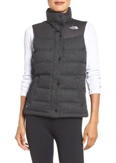 The North Face 'Nuptse Tweed' Water Resistant Down Vest (Nordstrom Exclusive)