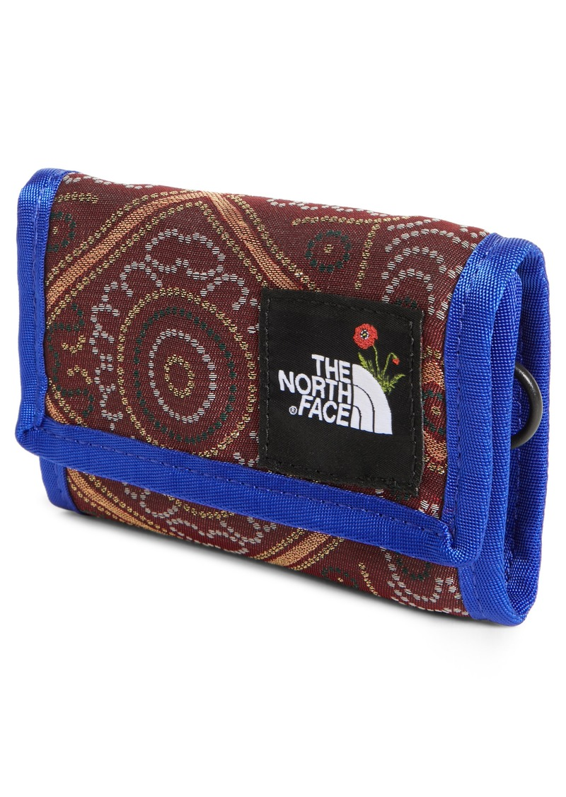 wallet north face