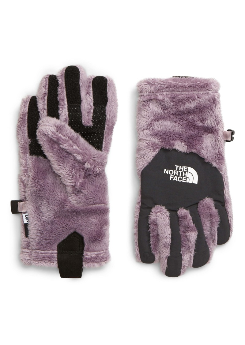 The North Face Osito E-Tip Gloves (Girls)
