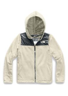 The North Face Oso Fleece Zip Hoodie (Big Girls)