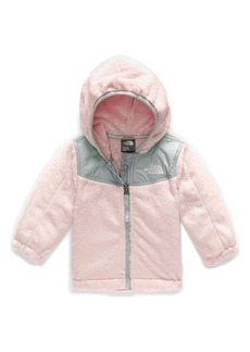 The North Face Oso Hooded Fleece Jacket (Baby)