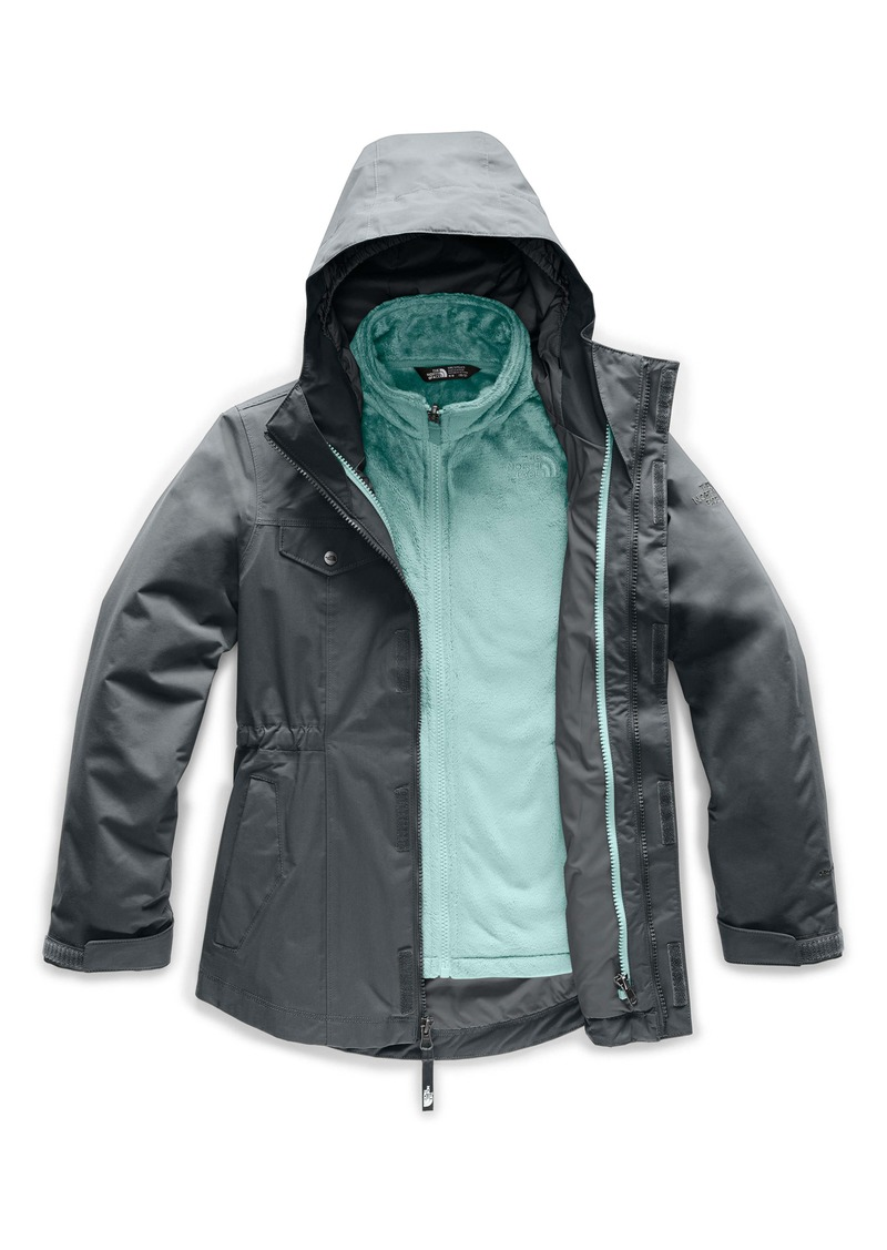 The North Face Osolita 2.0 TriClimate® Waterproof 3-in-1 Jacket (Big Girls)