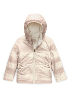 The North Face Perrito Reversible Water Repellent Heatseaker™ Insulated Jacket (Toddler Girls & Little Girls)
