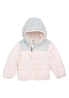 The North Face Perrito Reversible Water Repellent Heatseeker™ Insulated Jacket (Baby Girls)